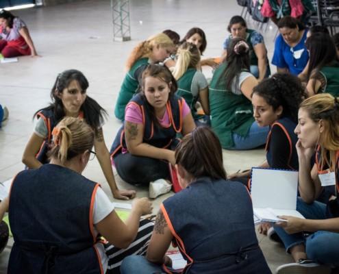 Formamos a los docentes con el programa Buen Inicio en la educación