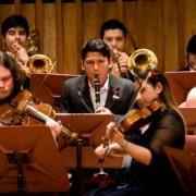 Orquestas juveniles - abanderado 2015