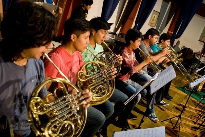 Orquesta Juvenil - Premio bienal