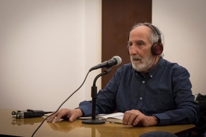 Hugo la voz de las personas mayores