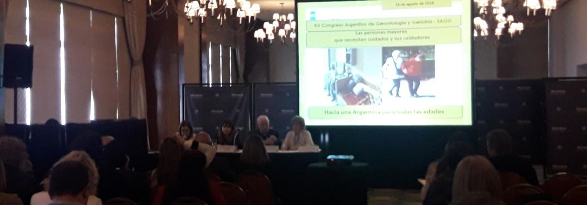 Congreso de gerontología y geriatría