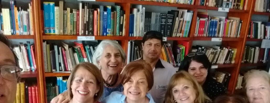 Biblioteca y su comunidad - Participación en bibliotecas populares