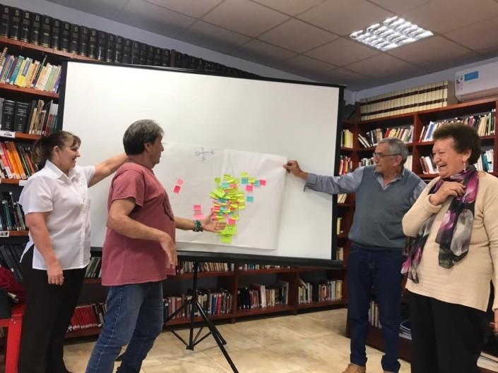 Biblioteca y su comunidad