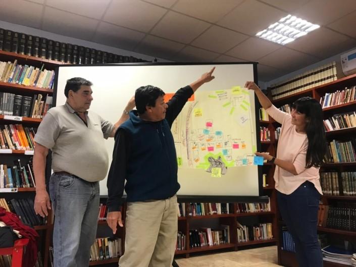 Bibliotecas populares y su comunidad