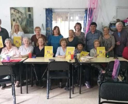 Jornadas sobre la convención de derechos de las personas mayores